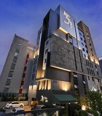JB DESIGN HOTEL, BUSAN ***